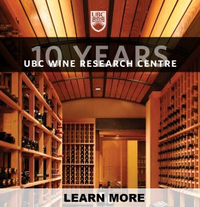 UBC Wine Research Centre: 10 Year Report